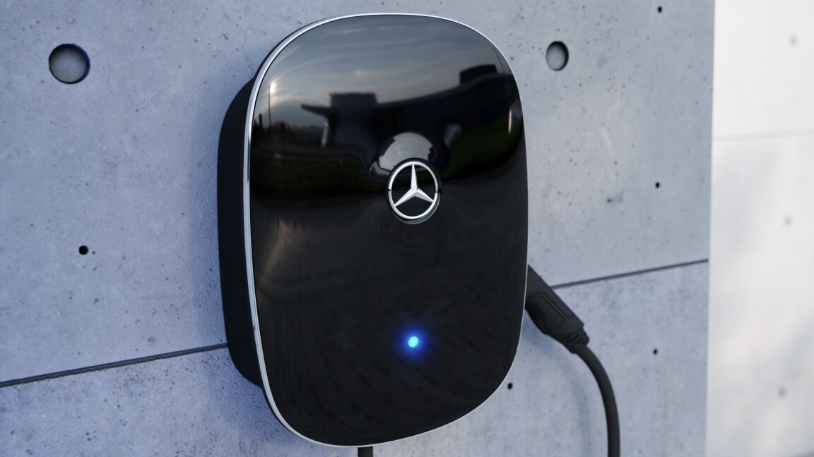 Mercedes-Benz Wallbox
