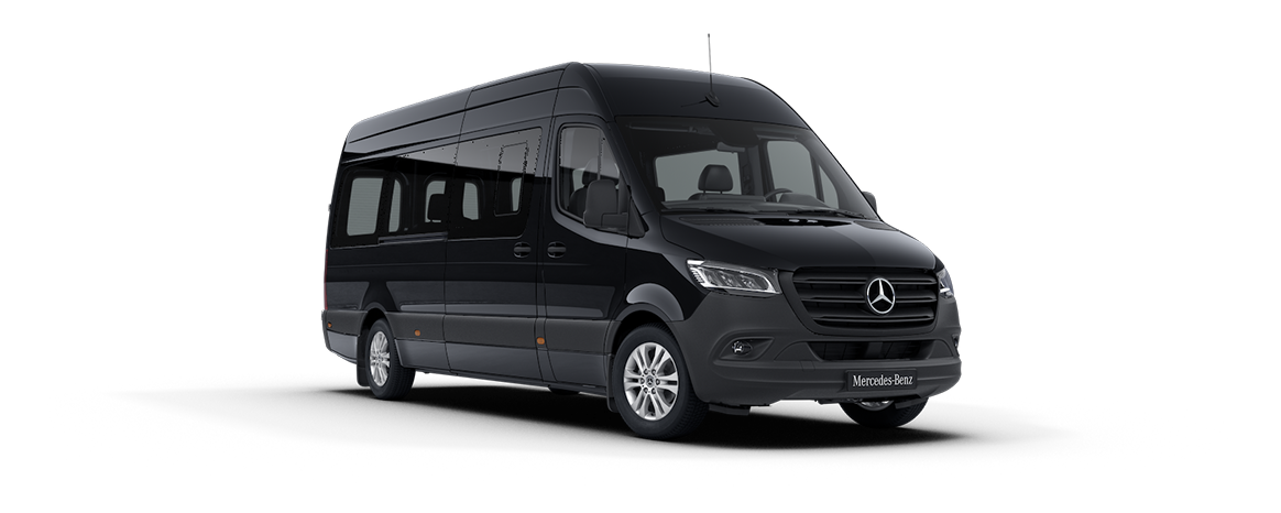 Sprinter Tourer, negro intenso