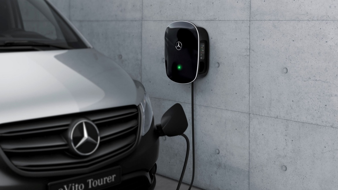 eVito Tourer, Mercedes-Benz Wallbox Home